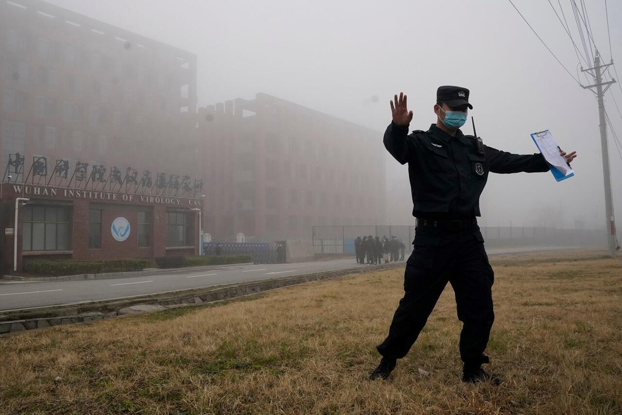 Bild zu Coronavirus - China - WHO