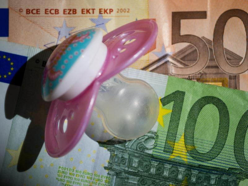 Bild zu Kindergeld