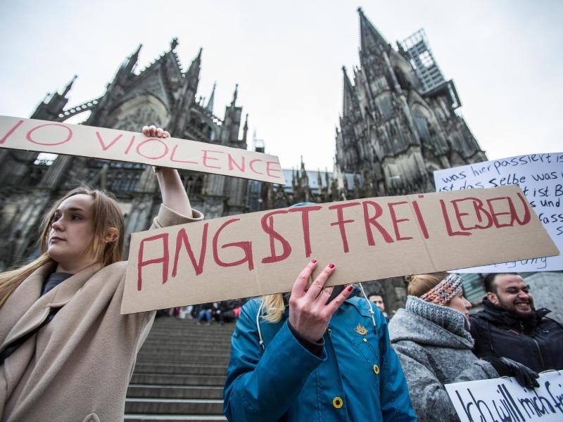 Bild zu Protest
