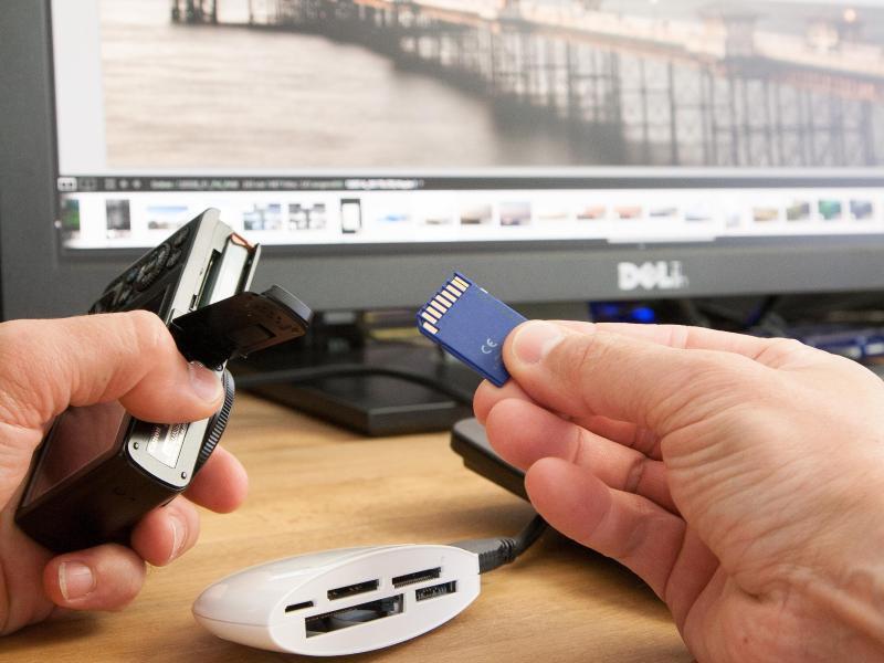 Bild zu Fotos online speichern? Das ist eine Gewissensfrage