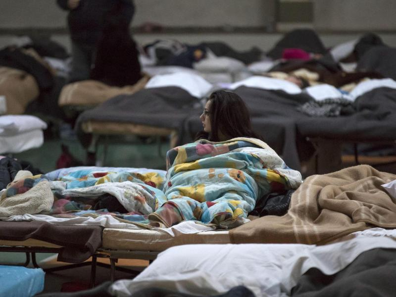 Bild zu Obdachlos
