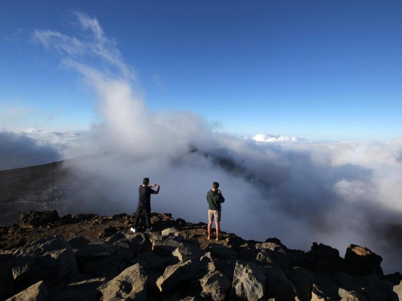 Bild zu Vulkan Haleakala