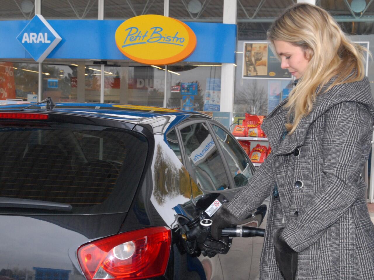 Bild zu Winterdiesel: Zugesetzte Additive sollen das Ausflocken bei Kälte verhindern