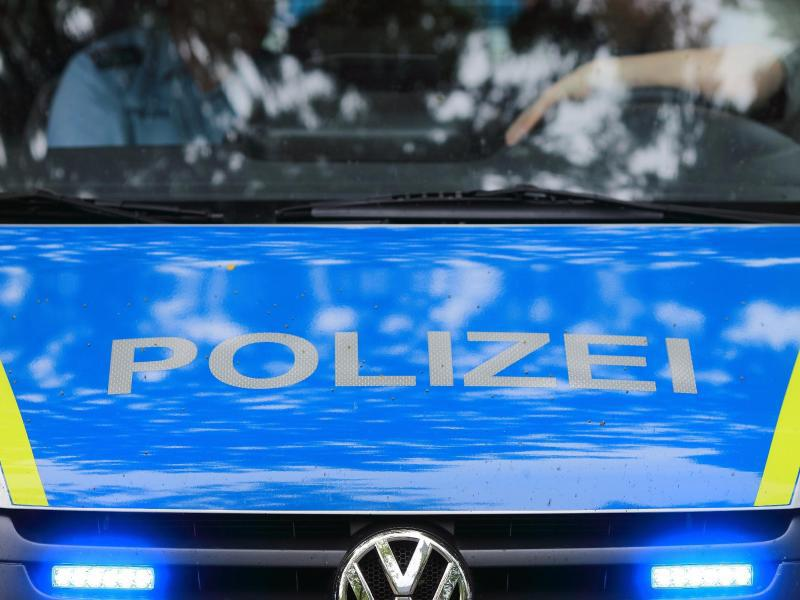 Bild zu Polizeiauto