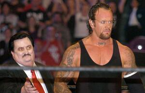 Als Hologramm: Toter Manager bei Undertaker-Abschied