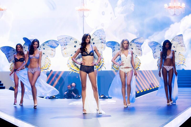 """Bild zu Die Schweiz macht auf """"Victoria's Secret"""""""
