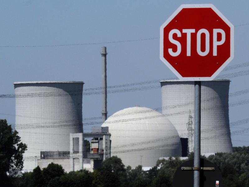 Bild zu Atomkraftwerk Biblis