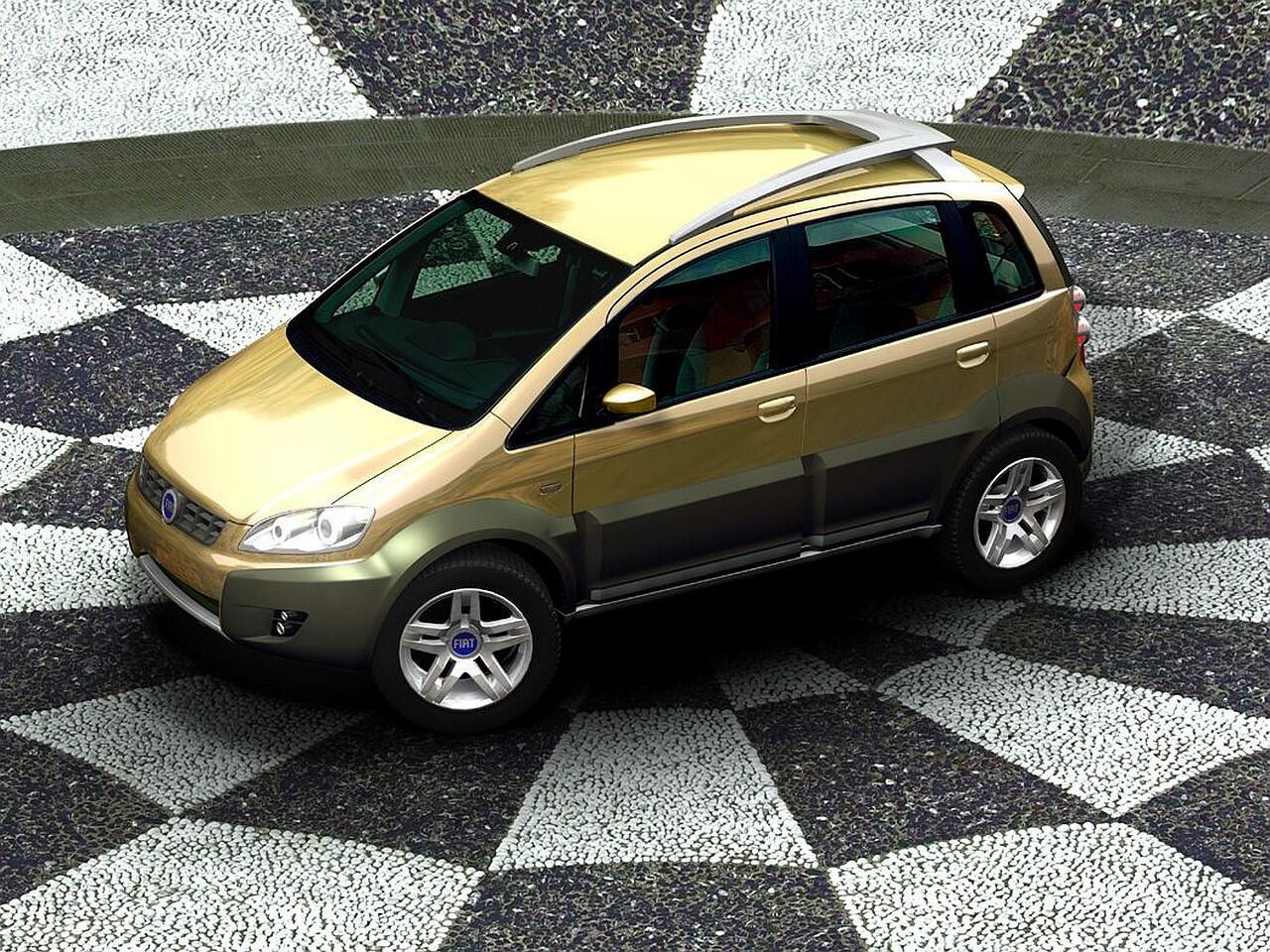 Bild zu Fiat Idea 5terre Concept (2004)