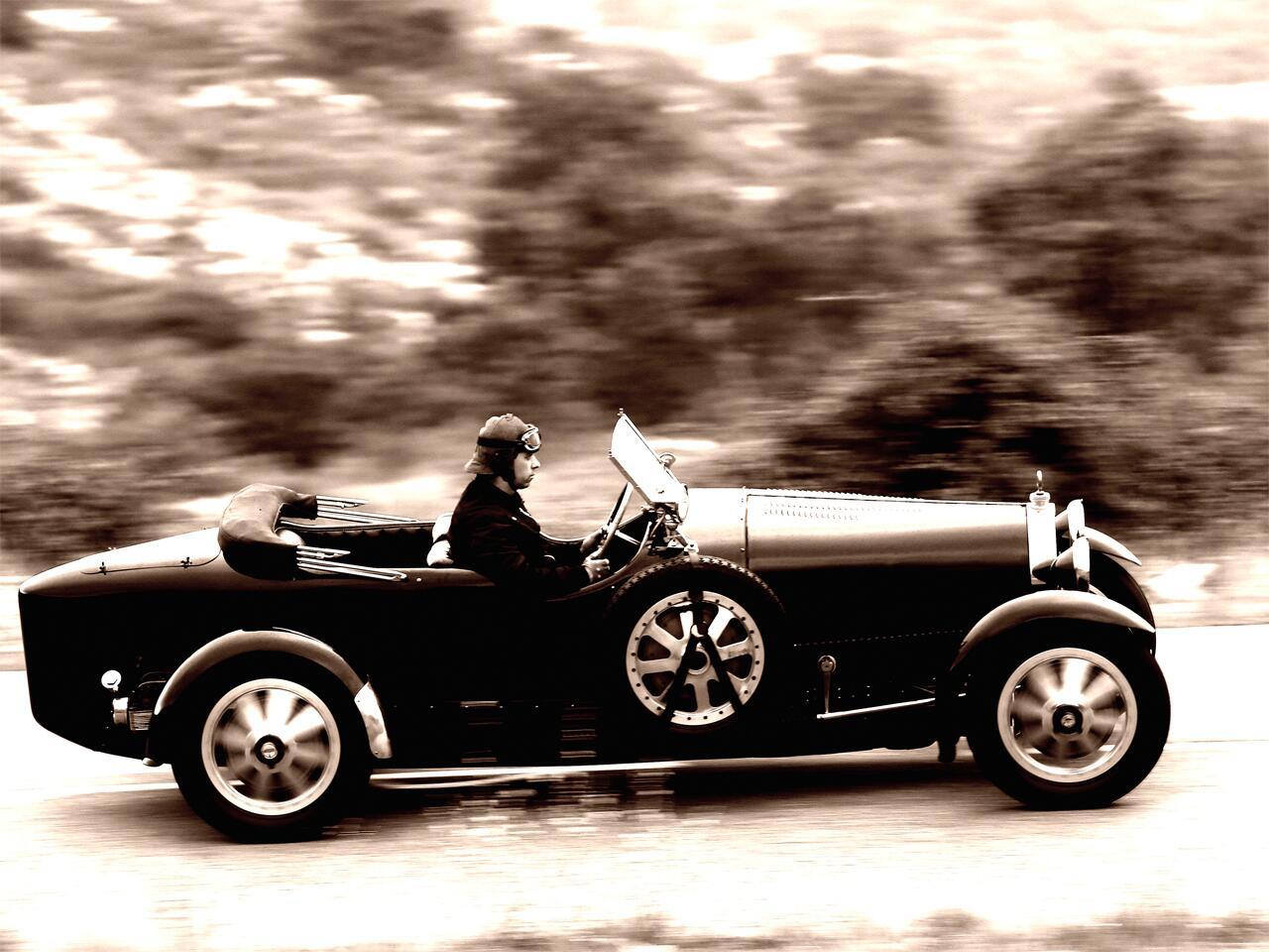 Bild zu Bugatti 43 GS