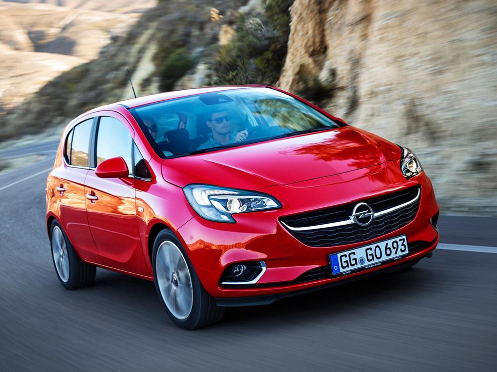 Bild zu Platz 2 Kleinwagen: Opel Corsa