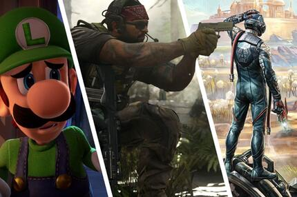 Spiele, Games, Oktober, Hits, Highlights, PC, PS4, Xbox One, Nintendo Switch, Call of Duty, Witcher