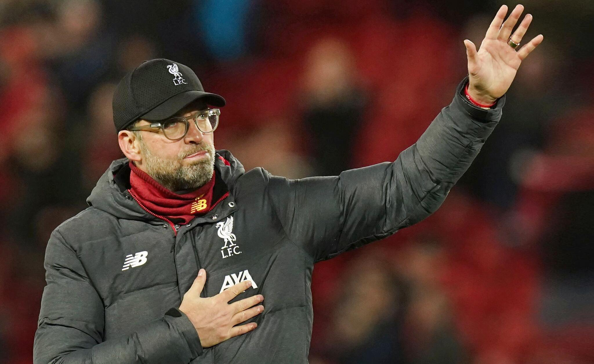 Bild zu Jürgen Klopp, FC Liverpool