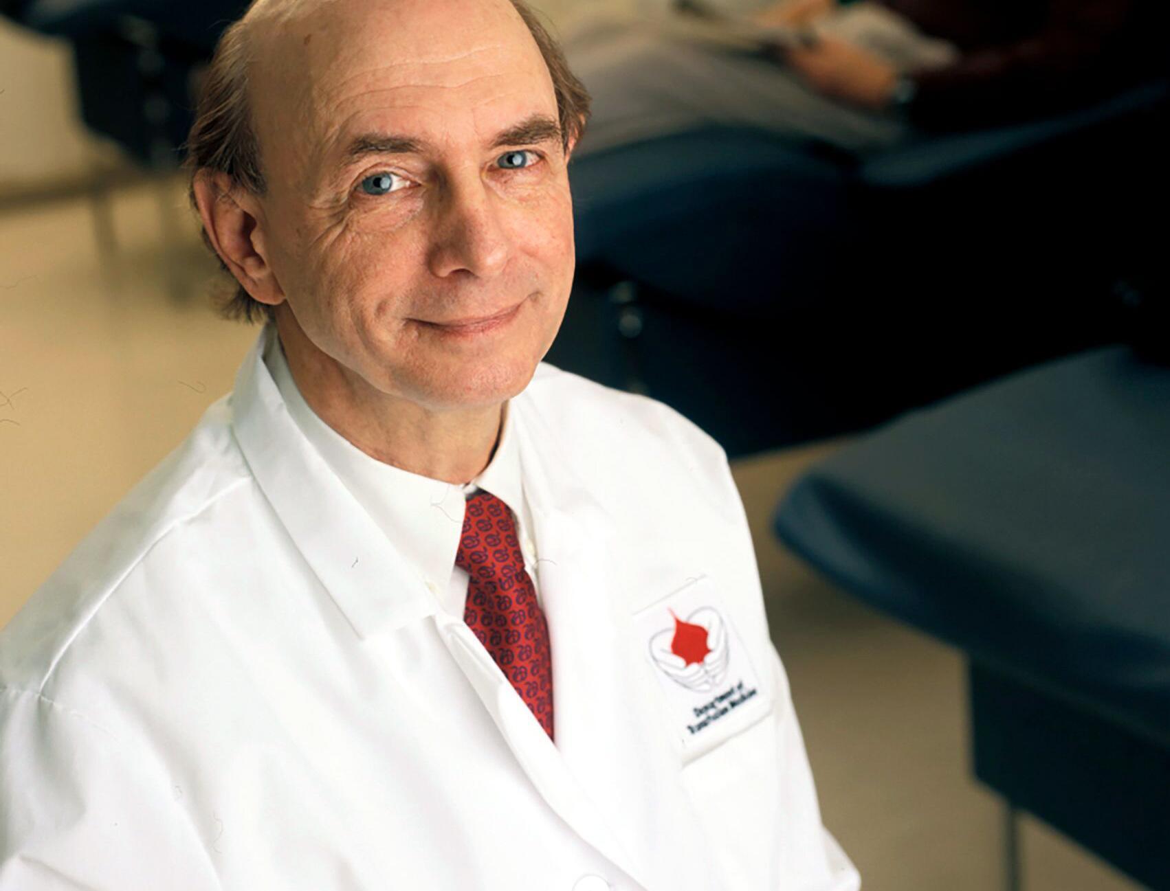 Bild zu Medizin-Nobelpreis - Harvey J. Alter