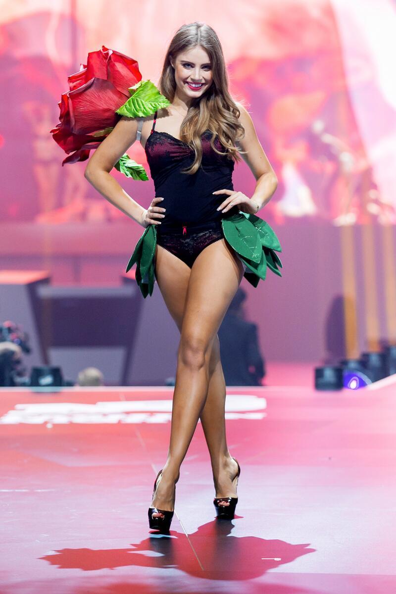 Bild zu Vize-Miss-Schweiz 2006 Xenia Tchoumitcheva