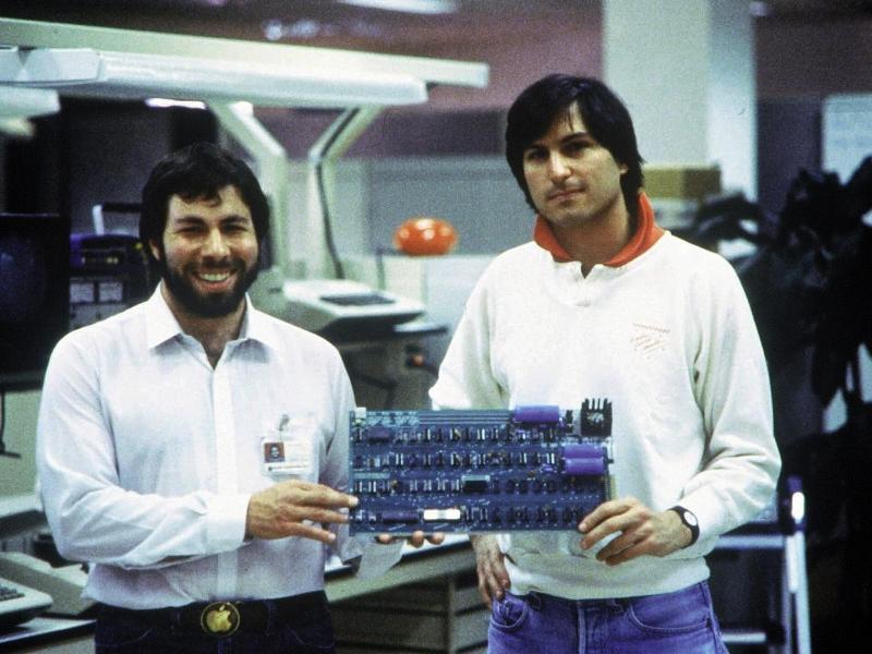 Bild zu 40 Jahre Apple