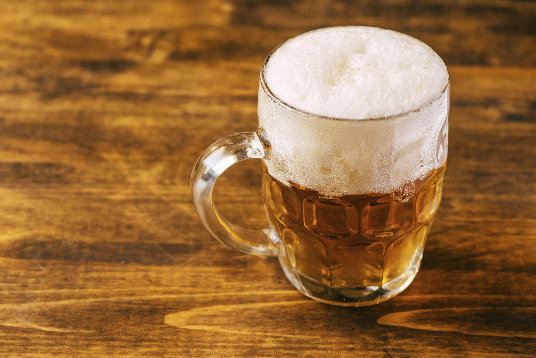 Bild zu Warmes Bier