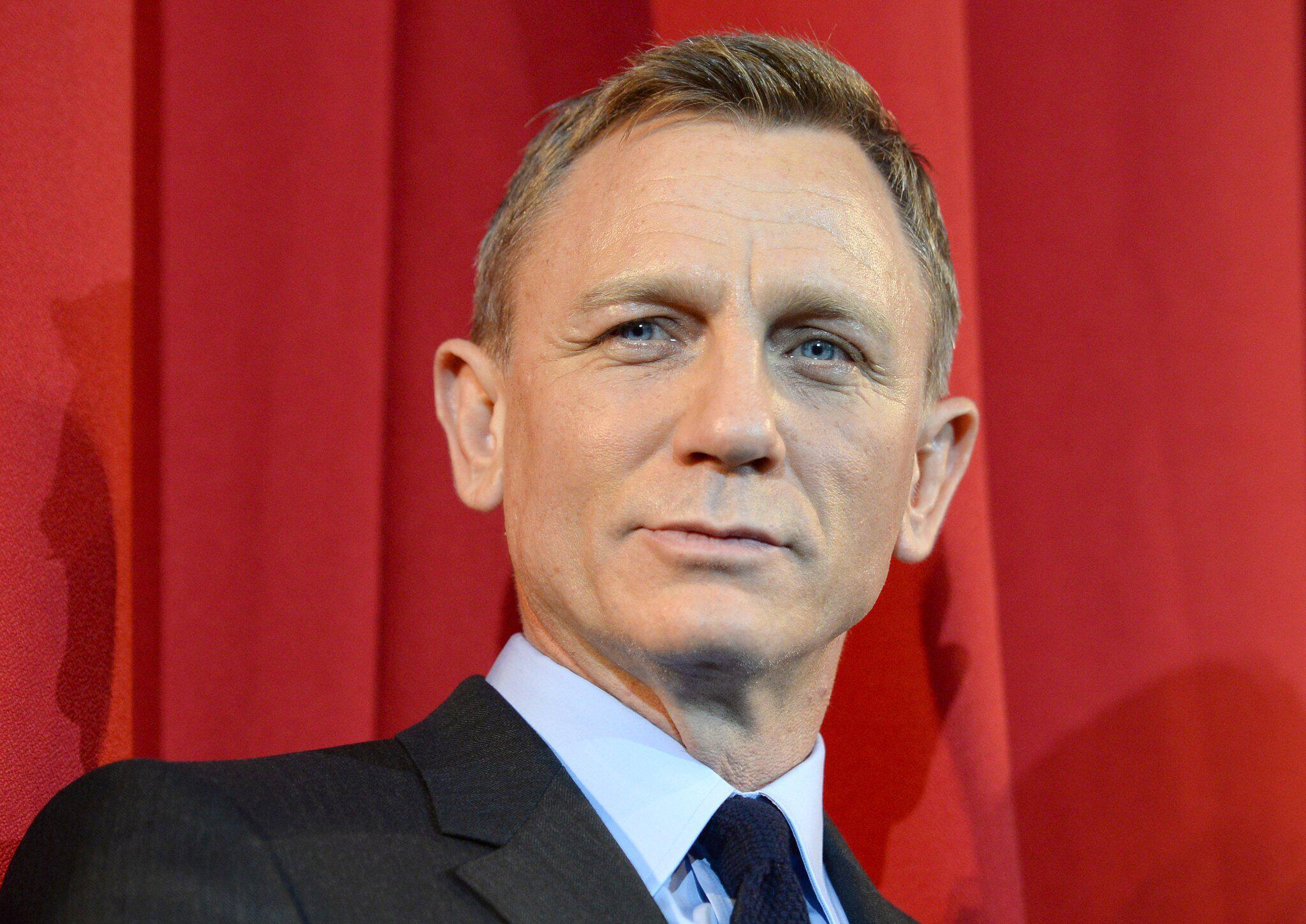 Bild zu Schauspieler Daniel Craig
