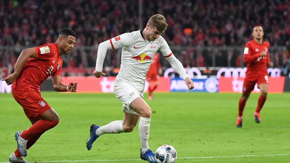 Germany Bundesliga - FC Bayern Munich vs RB Leipzig