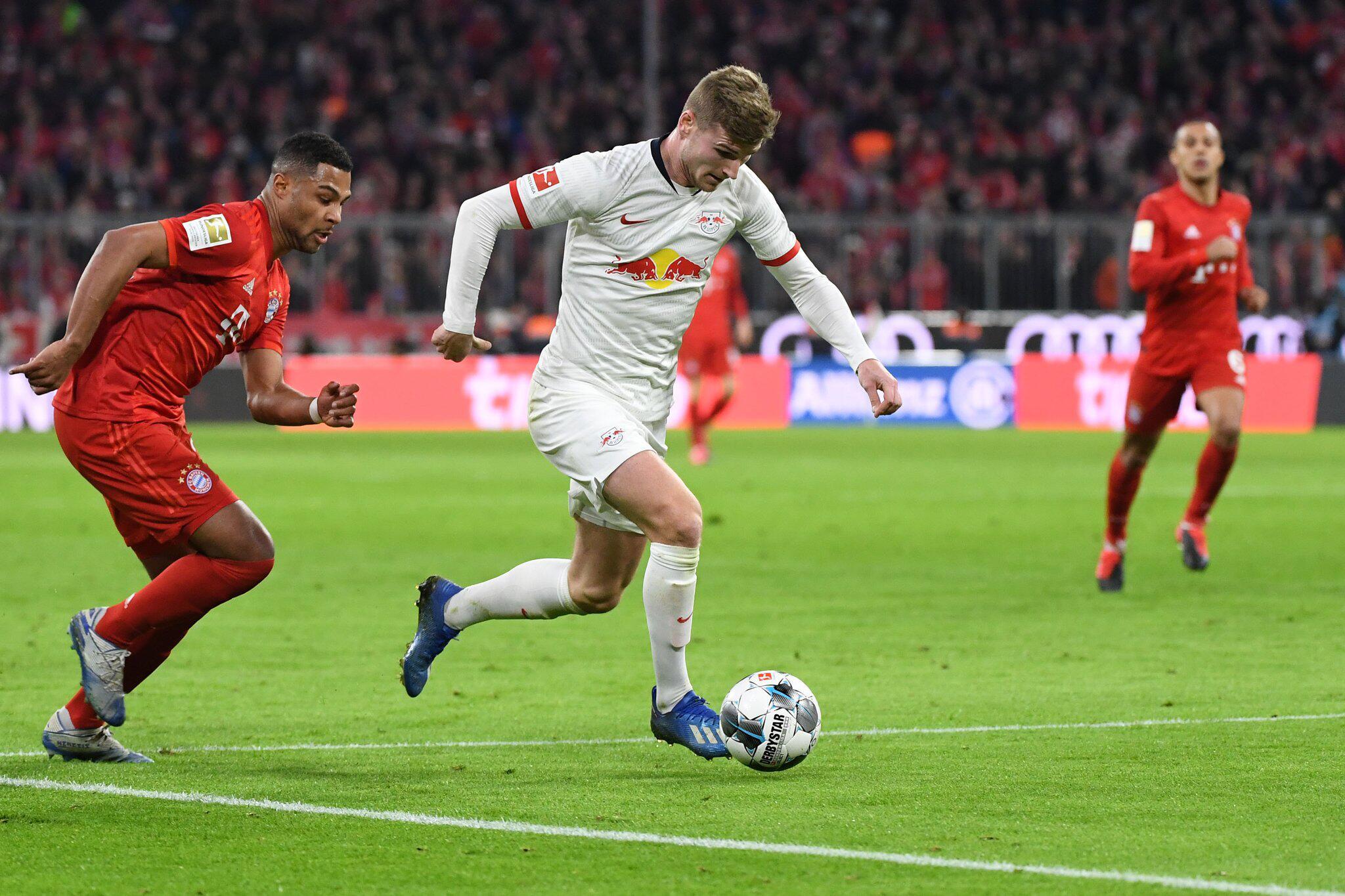 Bild zu Germany Bundesliga - FC Bayern Munich vs RB Leipzig