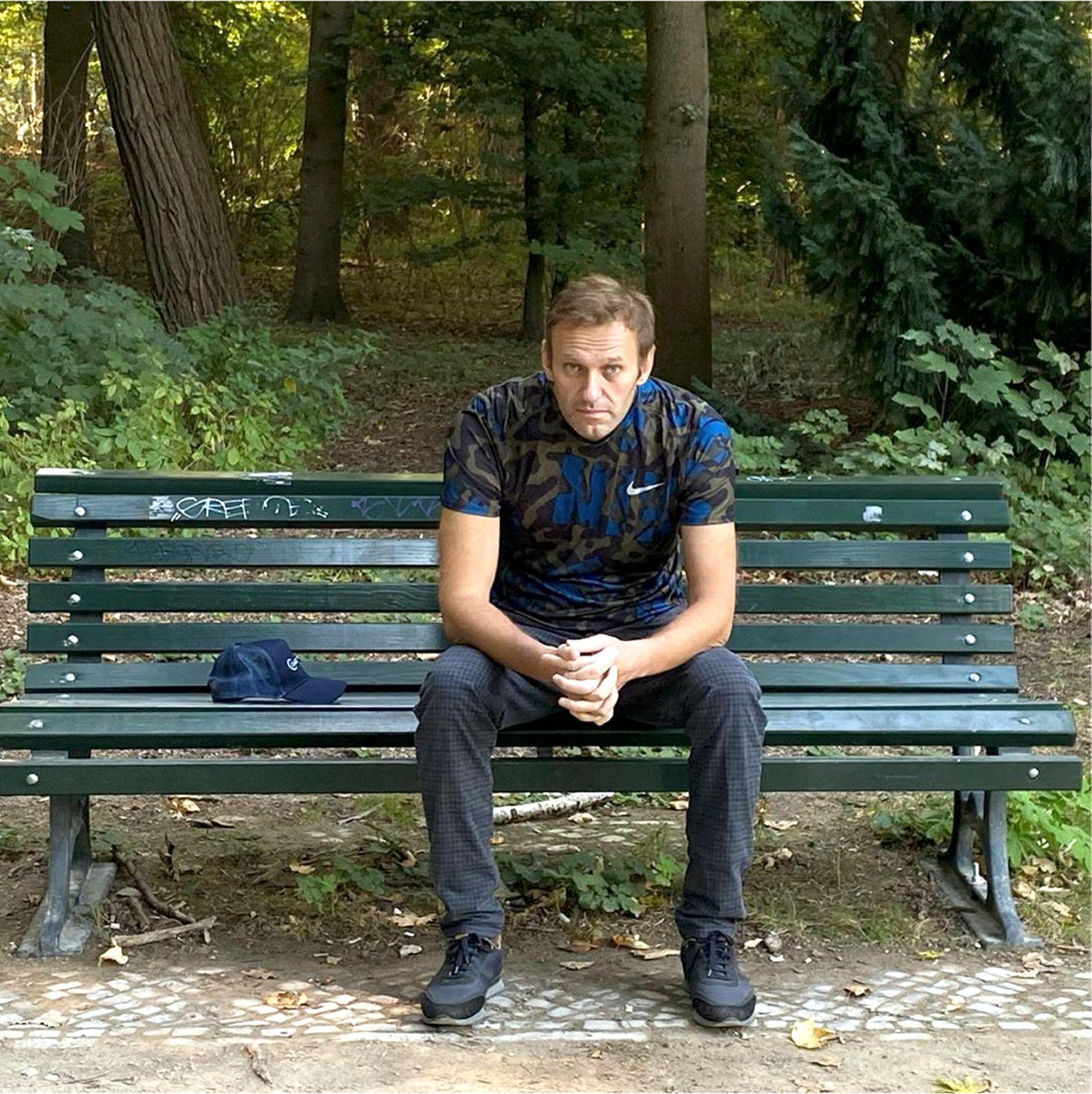 Bild zu Charité entlässt Kremlkritiker Nawalny