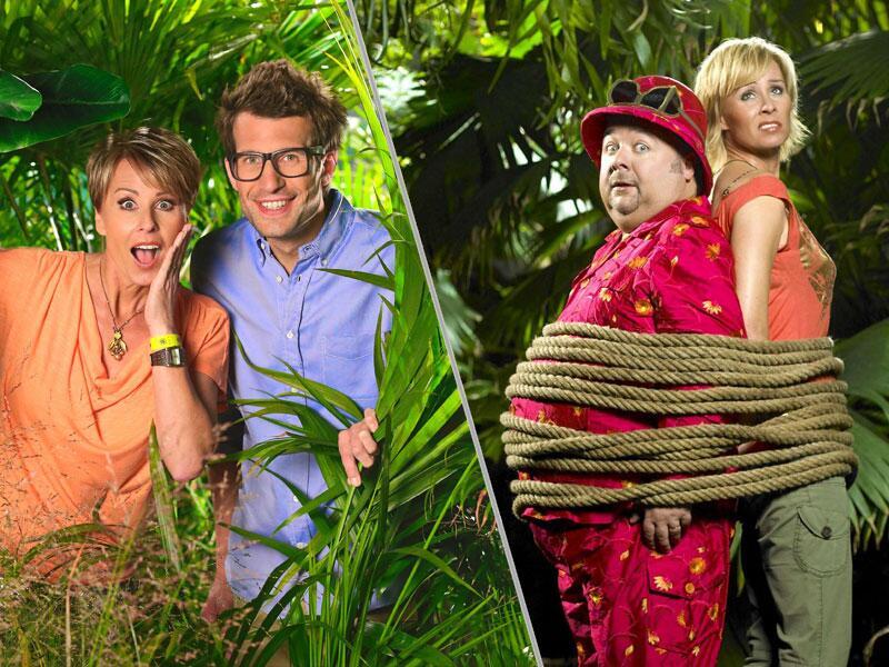 Bild zu Siebte Staffel: Daniel Hartwich ersetzte Dirk Bach