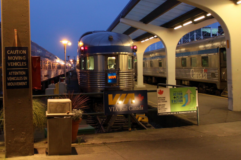 Bild zu Bahnhof Vancouver