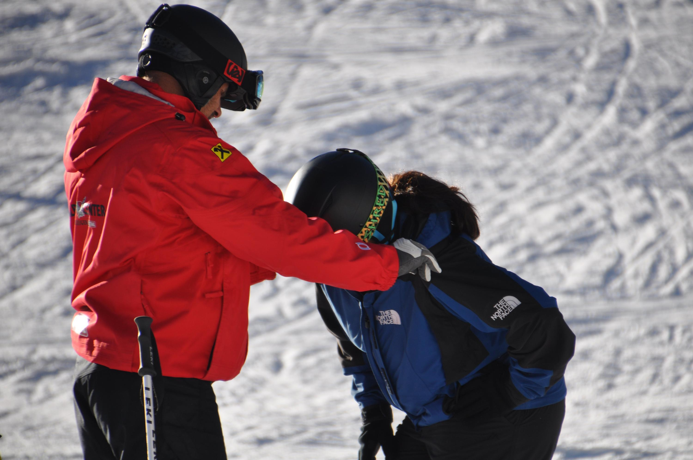 Bild zu Ski, Schule