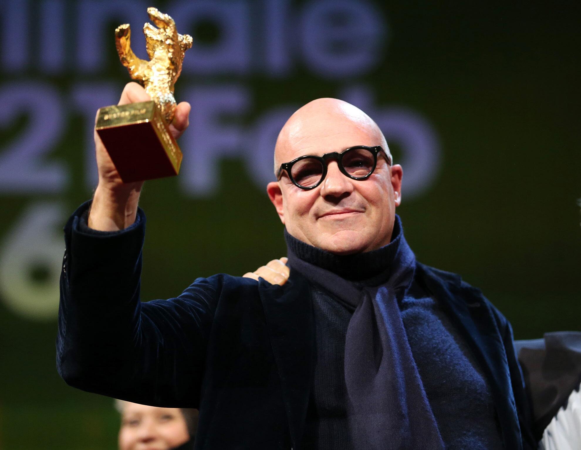 Bild zu 66. Berlinale - Preisverleihung