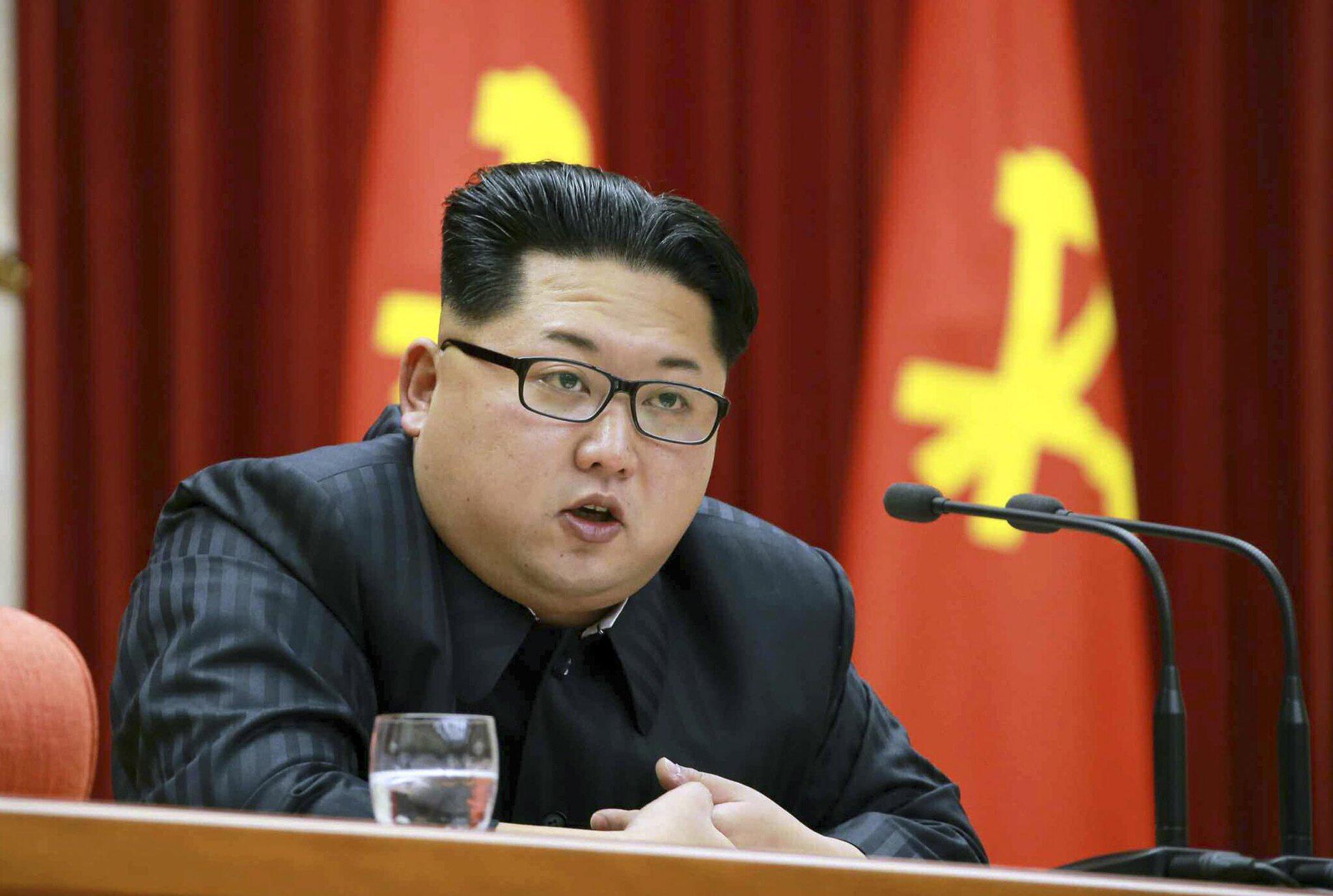 Bild zu Kim Jong Un