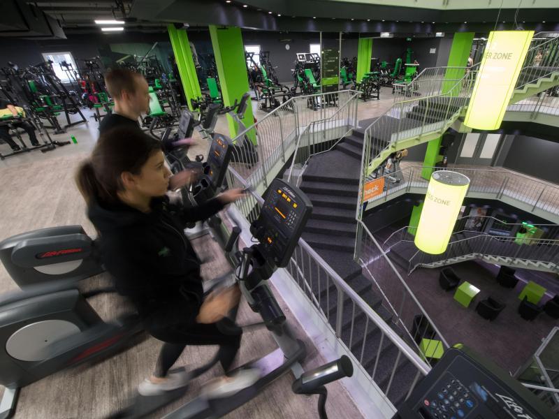 Bild zu Fitnessstudio fit/one