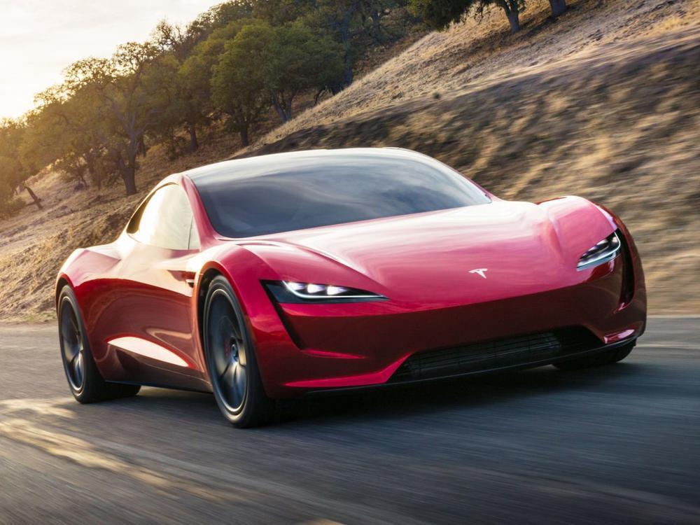 Bild zu Tesla Roadster