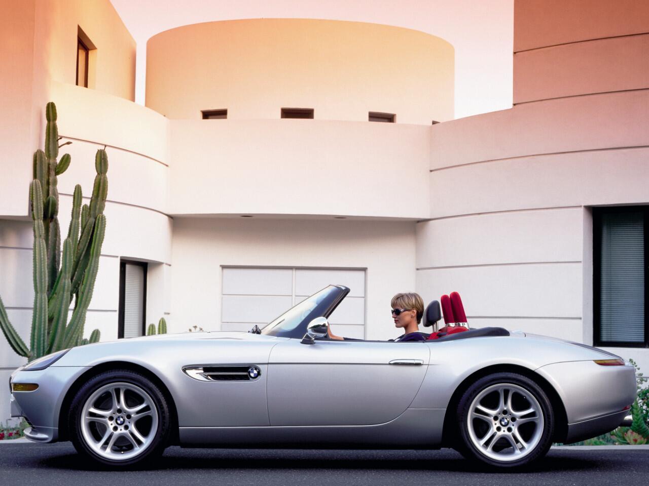 Bild zu BMW Z8