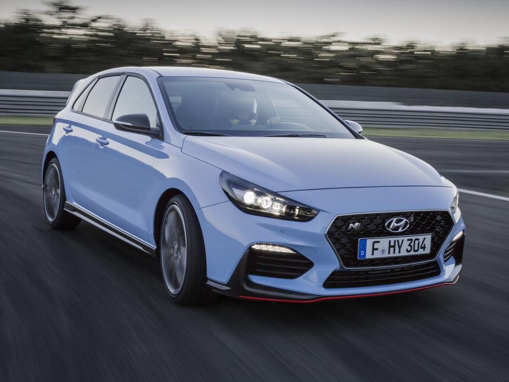 Bild zu Hyundai i30 N First Edition