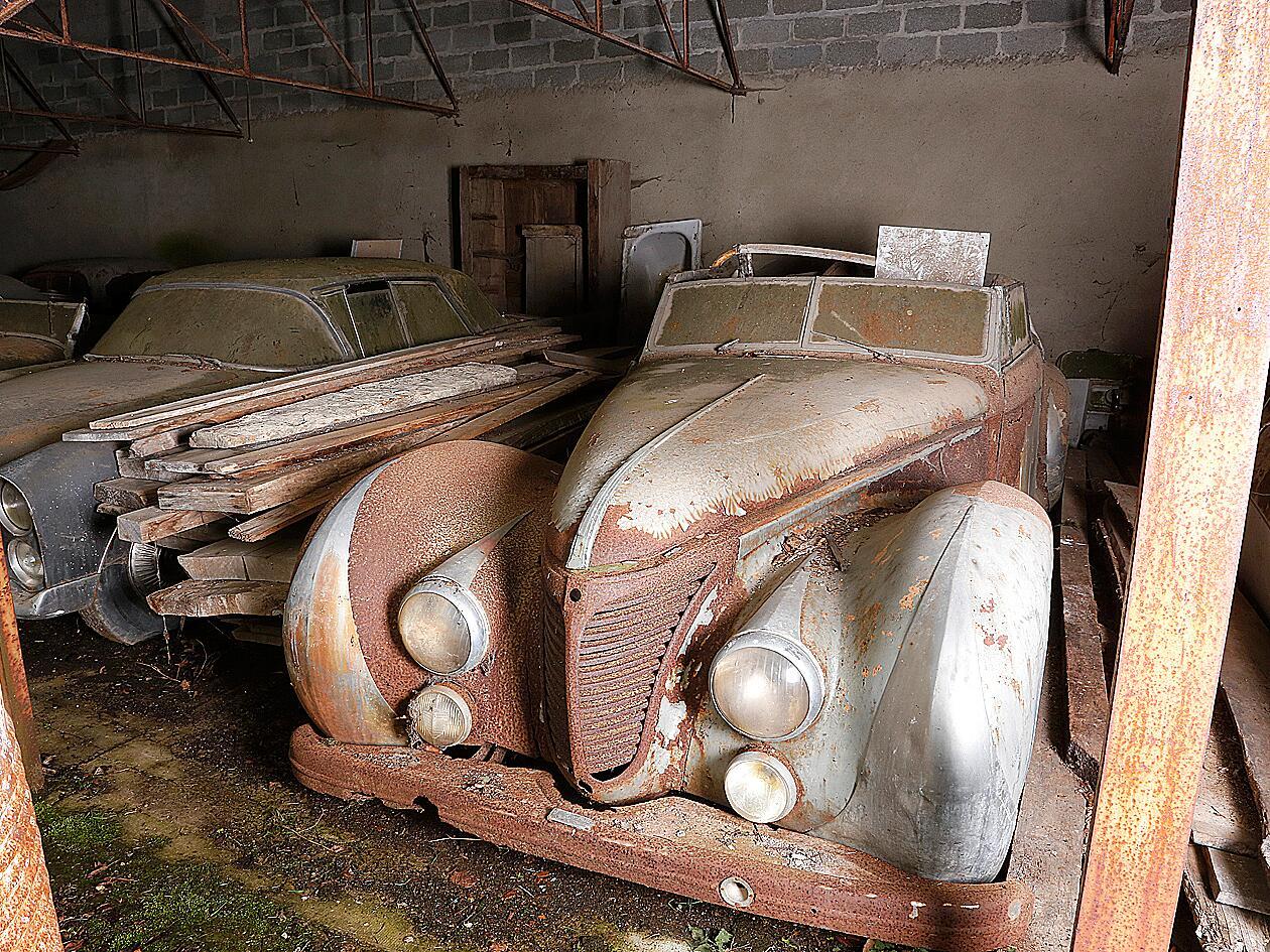 Bild zu Talbot Lago T26 Cabriolet Saoutchik