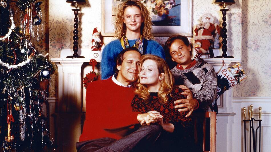"""""""Schöne Bescherung"""" mit der Familie Grisworlds, Weihnachten 2020 im TV"""