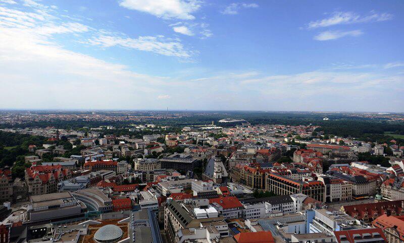 Bild zu Panorama Leipzig