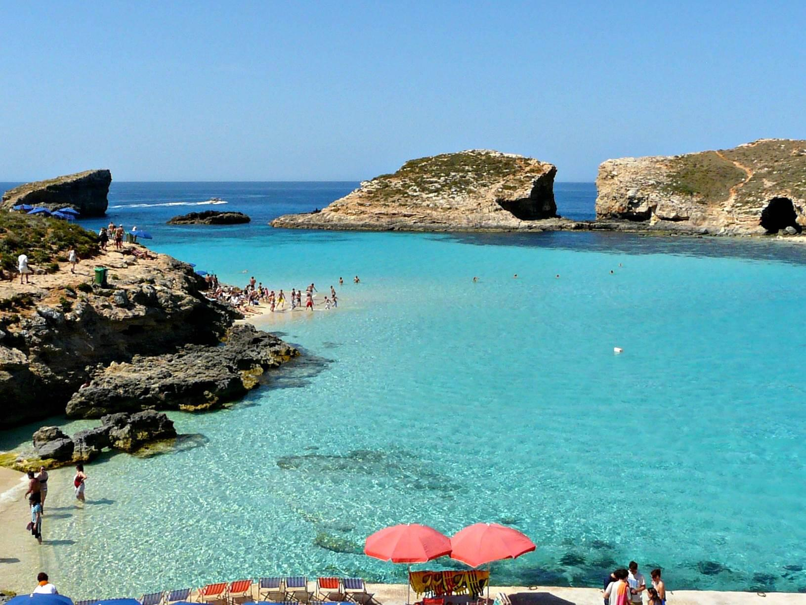 Bild zu Malta, die Blaue Lagune