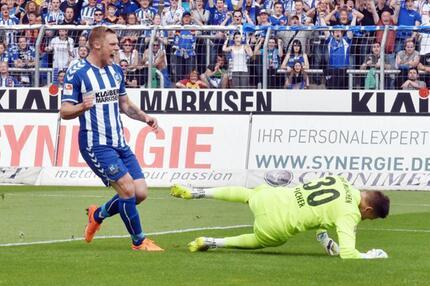 Karlsruher SC - TSV 1860 München