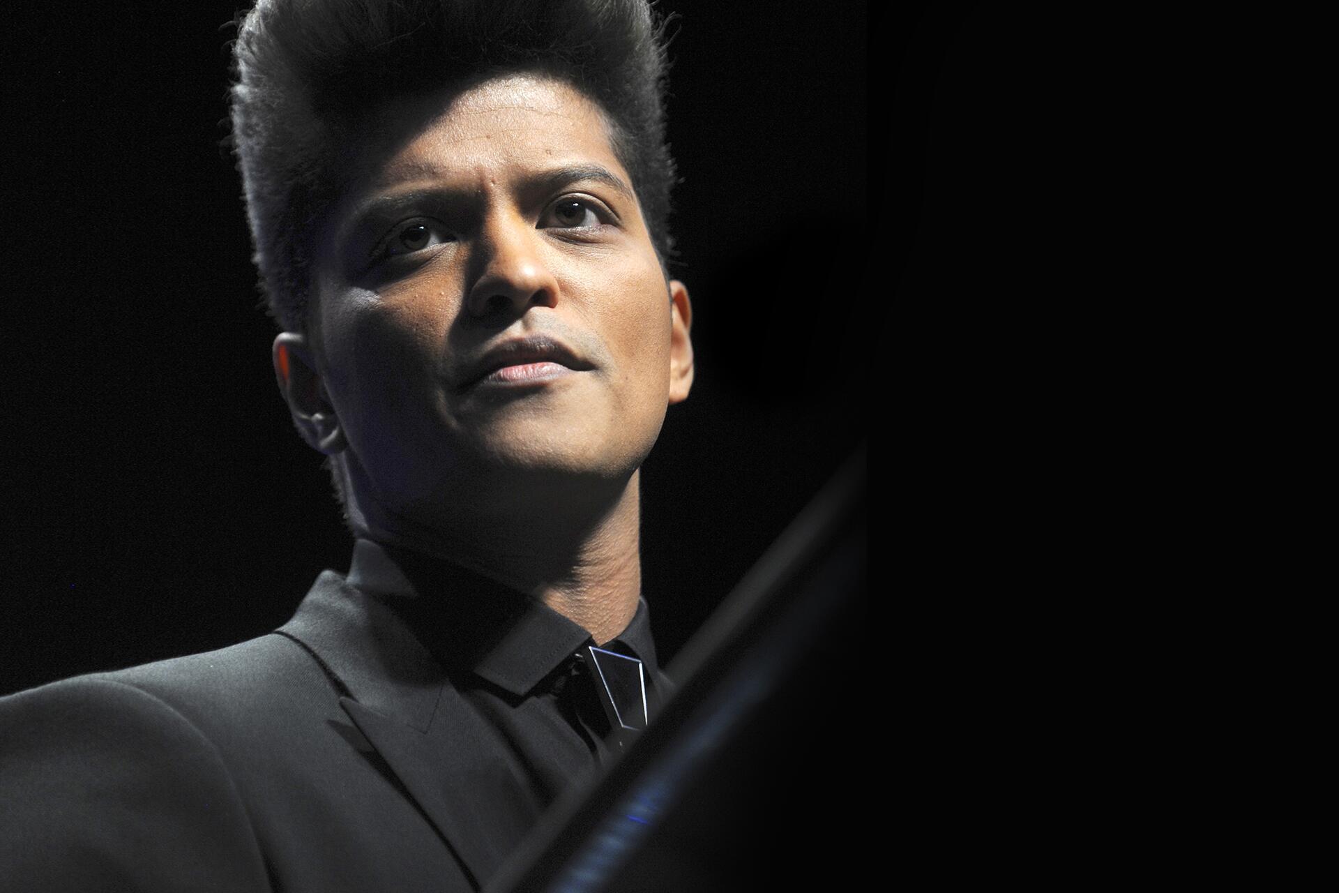 Bild zu Bruno Mars, Mutter, Tod, Trauer