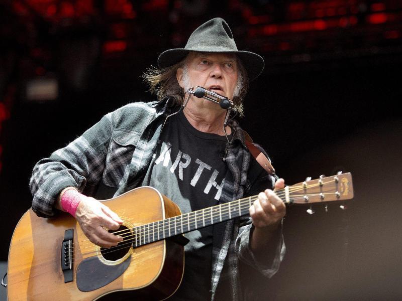 Bild zu Neil Young