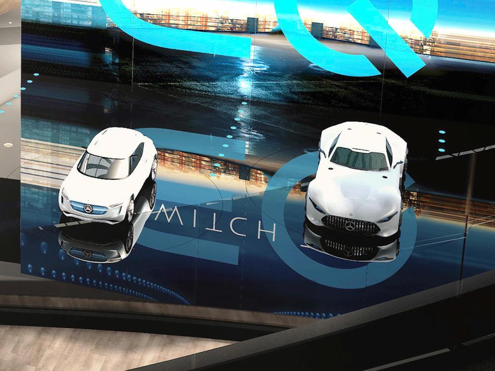 Bild zu Mercedes-Benz auf der IAA 2017