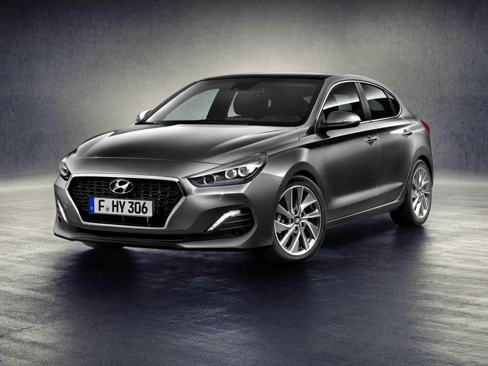 Bild zu Hyundai i30 Fastback