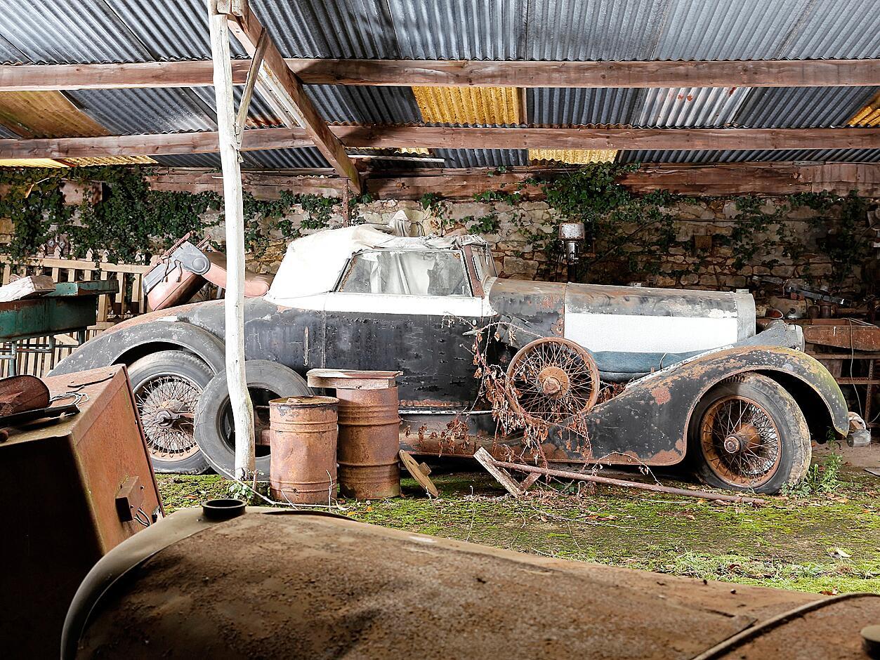 Bild zu Hispano Suiza H6B Cabriolet Millon-Guiet