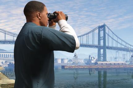 Neue Infos für GTA 5 sind in Aussicht.