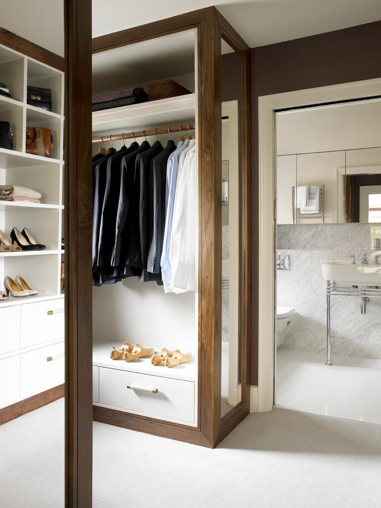 Contemporary closet by amory brown / интерьер / гардеробная .