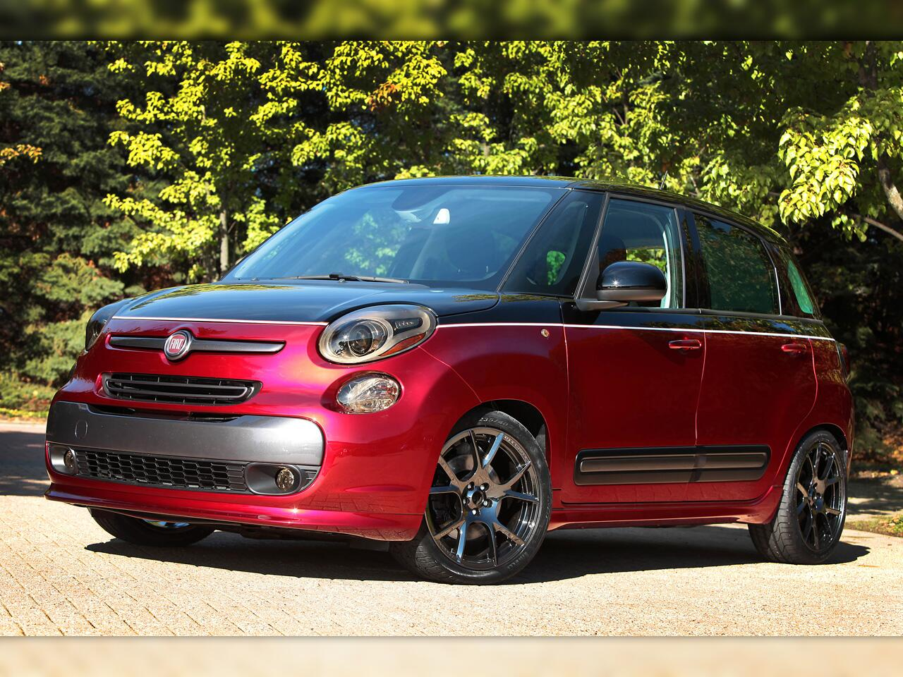 Bild zu Fiat 500L Custom