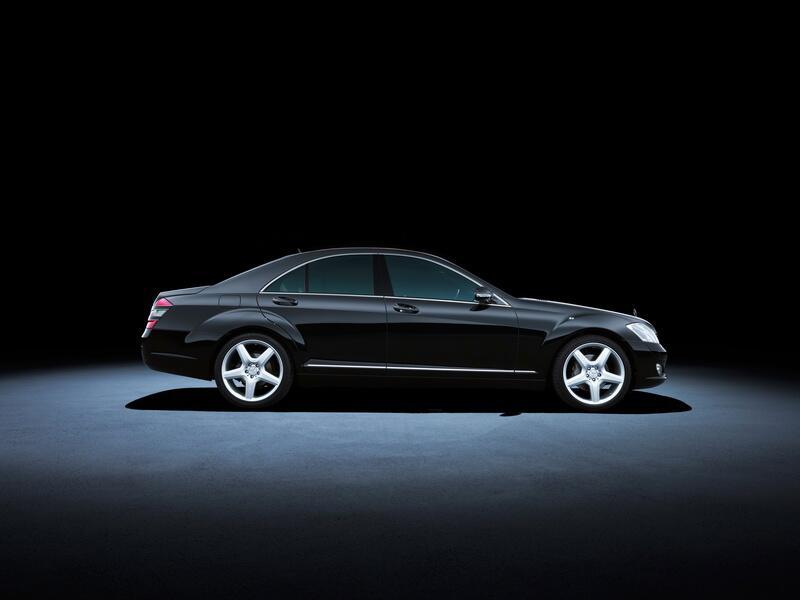 Bild zu Mercedes-Benz S 500