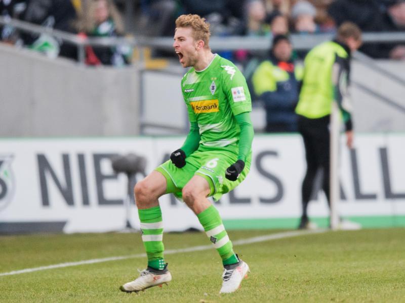 Bild zu Hannover 96 - Borussia Mönchengladbach