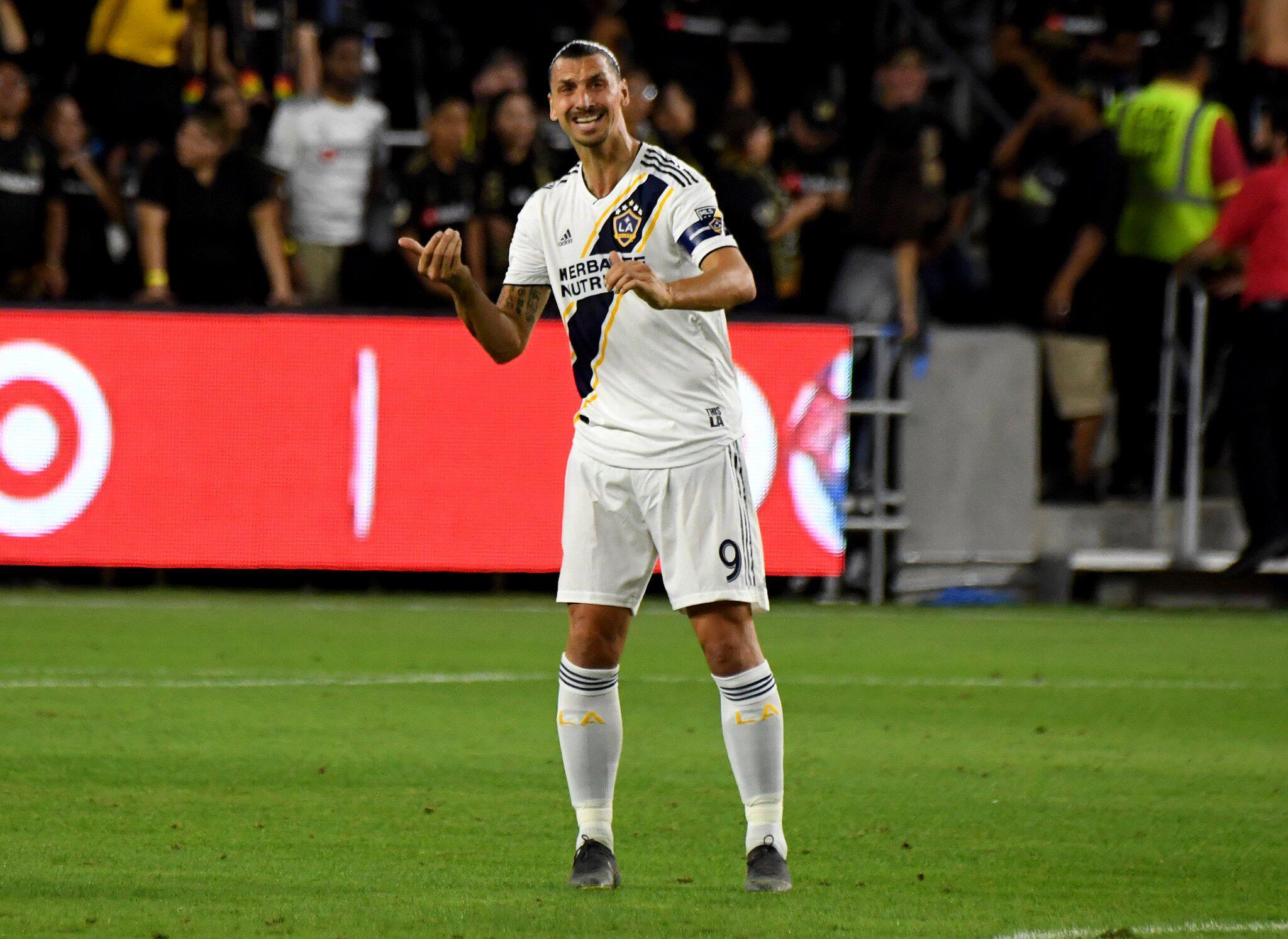 Bild zu Los Angeles FC - LA Galaxy