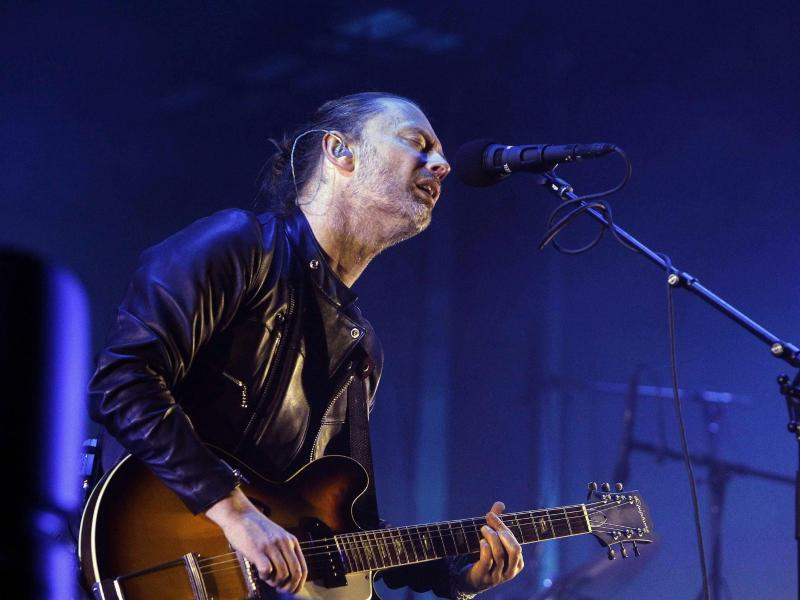 Bild zu Radiohead